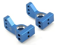 Image 1 for ST Racing Concepts Aluminum VLA 1° Rear Hub Carrier Set (Blue) (2)