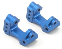 Image 1 for ST Racing Concepts Aluminum Front C-Hub Carrier Set (Blue) (2)