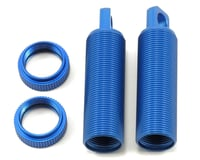 Image 1 for ST Racing Concepts Aluminum Threaded Front Shock Body & Collar Set (Blue) (2)