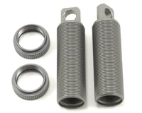 Image 1 for ST Racing Concepts Aluminum Threaded Front Shock Body & Collar Set (Gun Metal) (2)
