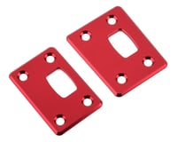 ST Racing Concepts Arrma Outcast 6S Aluminum Chassis Protector Plates (Red)   relatedproducts