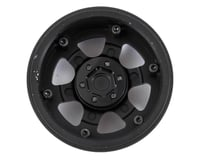 Image 2 for SSD RC Rock Racer 2.2 Beadlock Crawler Wheels (Black) (2)