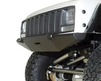 Image 2 for SSD RC SCX10 II Rock Shield Wide Front Bumper