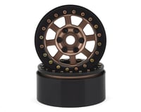 Image 1 for SSD RC Assassin 1.9 Beadlock Crawler Wheels (Bronze) (2)