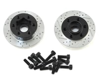 SSD RC +3mm Offset Wheel Hub w/Brake Rotor (Vaterra Ascender)
