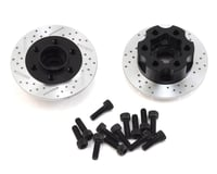 SSD RC +6mm Offset Wheel Hub w/Brake Rotor (Vaterra Ascender)