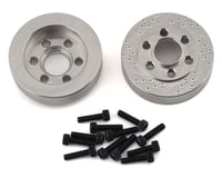 SSD RC Steel Brake Rotor Weights (2) (Vaterra Ascender)