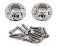 SSD RC Wheel Center Caps (Chrome) (2)