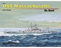 Squadron/Signal Uss Massachusetts On Deck