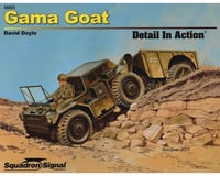 Squadron/Signal Gamma Goat Detail In Action