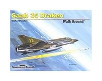 Squadron/Signal Squadron  Saab 35 Draken Walk Arou