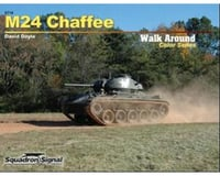 Squadron/Signal M24 Chafee Walk Around : Color
