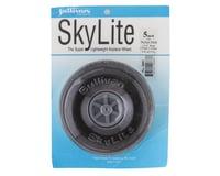 "Sullivan Skylite Wheel w/Tread 5"""