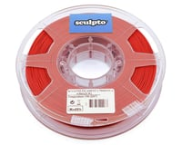 Sculpto 1.75mm PLA 3D Printer Filament (Red) (0.5kg)