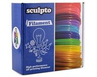 Image 2 for Sculpto 1.75mm PLA 3D Printer Filament (Yellow) (0.5kg)