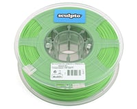 Sculpto 1.75mm PLA 3D Printer Filament (Peak Green) (1kg)