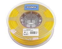 Sculpto 1.75mm PLA 3D Printer Filament (Yellow) (1kg)