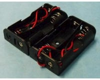 Stevens Battery Box 2-Pack each for 2 AA Batteries (wired)