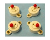 Stevens MINIATURE ON/OFF SWITCHS 4PC