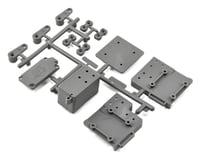 Image 1 for SWorkz S35-2E Plastic Radio Box/Battery Case Set