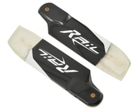 Synergy Rail R-106 Night Tail Blade Set