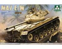 Takom US MEDIUM TANK M47 E/M 2IN1