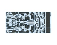 Tamiya 1/24 FXX K Carbon Pattern Decal Set