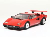 Tamiya 1/24 Lamborghini Countach LP500S, Red w/Clear Coat