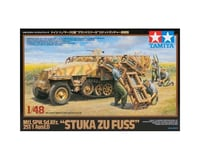 "Tamiya 1/48 Mtl.SPW.Sd.kfz 251/1 Ausf.D ""Stuka Zu Fuss"" | relatedproducts"