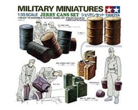 Tamiya 1/35 Jerry Can Set Plastic Model Kit TAM35026