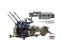 Tamiya Flakvierling 38 2cm Flak Gun 1/35 Model Kit | relatedproducts