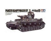 Tamiya 1/35 German PZKPW IV AUSFD Kit | alsopurchased