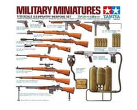 Tamiya 1/35 US Infantry Weapons Set Model Kit TAM35121
