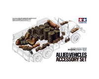 Tamiya 1/35 Allied Vehicles Accessory Model Tank Set TAM35229