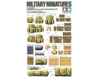 Tamiya 1/35 Modern US Military Equipment Model Set TAM35266