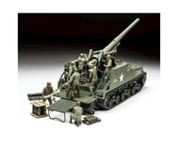 Tamiya U.S. Self-Propelled 155mm M40 Gun 1/35 Tank Model Kit