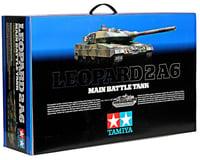 "Image 2 for Tamiya Leopard 2 A6 ""Full Option"" 1/16 Tank Kit"