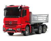 Tamiya 1/14 Mercedes-Benz Arocs 3348 6x4 Tipper Truck
