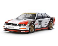Tamiya 1991 Audi V8 Touring 1/10 4WD TT-02 Electric Touring Car Kit