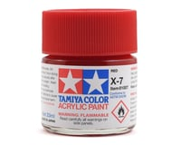 Tamiya Acrylic X7 Red Paint (23ml) | alsopurchased