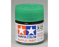 Tamiya Acrylic X25 Gloss,Clear Green | alsopurchased