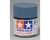 Tamiya Acrylic XF-18 Flat Medium Blue Paint (23ml) | relatedproducts