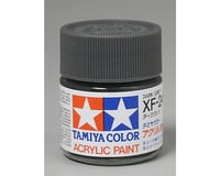 Tamiya Acrylic XF24 Flat Dark Gray Paint (23ml) | alsopurchased