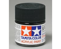 Tamiya XF-27 Flat Black Green Acrylic Paint (23ml)