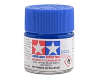Tamiya Acrylic Mini X23 Clear Blue Paint (10ml) | relatedproducts