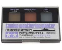 Tamiya Weathering Master Set (Japanese Navy Ship)
