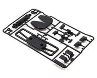 Tamiya Grill & Mirror Set (Black) (H Parts) | alsopurchased