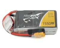 Tattu 4s LiPo Battery 45C (14.8V/1550mAh)