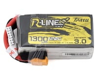"Tattu ""R-Line 3.0"" 6S LiPo battery 120C (22.2V/1300mAh)"