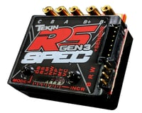 Tekin RS Gen3 SPEC Sensored Brushless ESC | relatedproducts